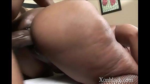 Chunky black asses for hard black cock Vol. 1